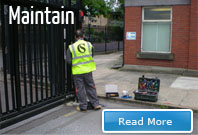 security maintainence services